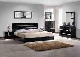 Modern Bedroom Black Bedroom White Modern Furniture With Regard To Great Selection Of