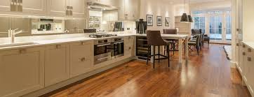 Wooden Flooring For Kitchens On Floor Within Kitchen Flooring Choices  Explained And How JFJ Can Help