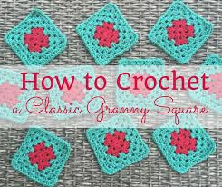Classic Granny Square Pattern Unique How To Crochet A Classic Granny Square