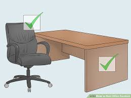 How to Rent fice Furniture with wikiHow