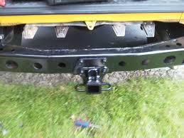 OEM tow hitch install - Toyota FJ Cruiser Forum