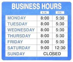 printable store hours sign store sign template printable business hours sign template beautiful