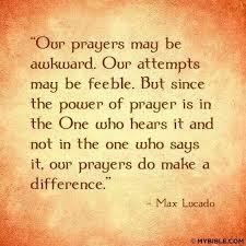 Max Lucado Quotes Custom Quote Max Lucado Our Prayers Quotes