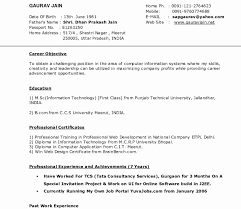 Updated Resume Format Free Download Best Of Resume Format Design Templates Your Computer Willyour Name With Free