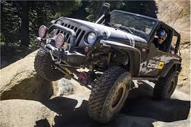 jeep wrangler jk 2 door 2007 18 ome light to heavy load suspension kit with bp 51 byp shock no control arms