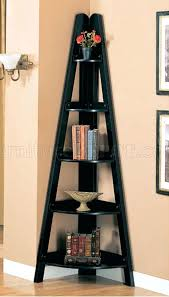 corner piece of furniture. Corner Furniture Pieces Rubbed Black Or Mahogany Finish Modern Shelves Small Piece Of F
