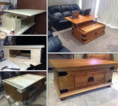 diy lift top coffee table coffee table with lift top option diy lift top coffee table