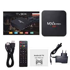 Main Stop® MXQ Pro 4K Android 10.0 TV Box with 2GB RAM/16GB ROM 64Bit Quad  Core Processor… : Amazon.in: Electronics