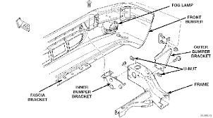 1997 dodge dakota i find out how to remove the front bumper 2000 Dodge Dakota Fog Light Wiring Diagram full size image 97 Dodge Dakota Wiring Diagram