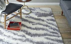 west elm carpets area rug reviews gray zebra amazing diffused printed wool with 3 textured wool rug