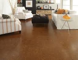 Cork Floor For Kitchen Kitchen With Wooden Cabinets And Cork Flooring Pros And Cons Of