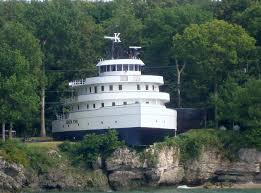 Benson Ford House Miller Ferry Middle Bass Island Lodging