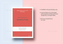 Downloadable Business Plan Template Business Plan Template On Word Asterlil Com