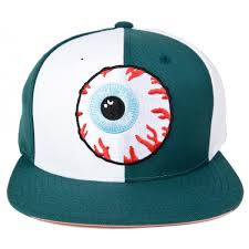 Снепбек <b>Mishka Keep Watch</b> Starter Snapback - Green