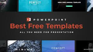 Plain Ppt Templates 20 Best Free Powerpoint Templates Of 2019 Graphicbulb