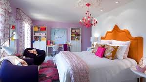 Girls Bedroom Ideas Pink And Orange 2