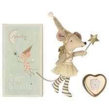 Tooth Fairy Big Sister Mouse – AKAR Design