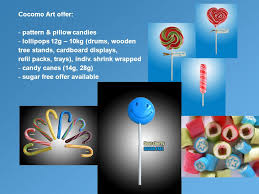 cocomo art offer pattern pillow cans lollipops 12g 10kg drums