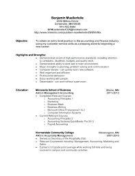 Entry Level Customer Service Resume Objective