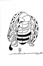 Lieveheersbeestjes Kleurplaten