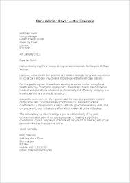 Childcare Cover Letter Sample Child Care Cover Letter Samples