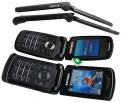 GSM/UMTS-handset Samsung Z540