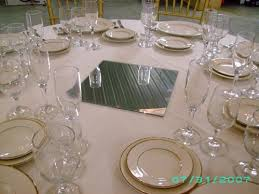 round mirror wedding table centerpieces 10 pieces 12 inches 12 inches super z