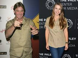 She got her first name bindi from her father's favorite crocodile with the same name, who lived at the australian zoo. Bindi Irwin Pens Emotional Note To Late Father Steve Irwin As She Prepares For Wedding The Independent The Independent
