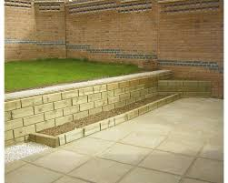 Small Picture Timber Retaining Wall Jacksons Fencing