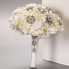 luxury romantic wedding bouquets flowers european style artificial hydrangea with pearl crystal bridal handmade petal 2015 cheap wz july fresh flower bridal bouquet a71