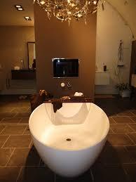 exquisite modern bathroom designs. Modern Bathtub Salinas From Bycocoon.com With Digital Waste-fill-system # Freestanding Exquisite Bathroom Designs