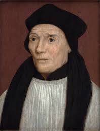 John Fisher, based on a drawing by Hans Holbein the Younger, © Philip Mould Fisher died with the same quiet dignity that had marked his entire life, ... - John%2520Fisher%25202