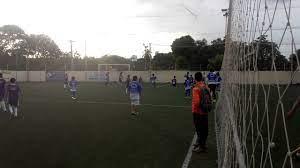 Escola de futebol cruzeiro cariri - YouTube