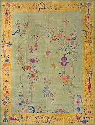 chinese art deco carpets