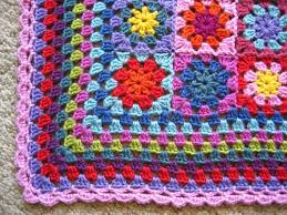 Attic24: Granny Blanket Edging & When I made my Summer Garden granny square throw (pictured above), I felt  it needed a good edging to finish it off. Something that would pull the  whole ... Adamdwight.com