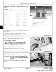 john deere 820 mower conditioner tm1547 technical manual pdf John Deere 820 3 Cylinder Wiring Diagram enlarge repair manual john deere 820 mower conditioner tm1547 technical manual pdf 3 enlarge John Deere Ignition Wiring Diagram