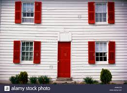 Red Front Door White House | Home Design Ideas