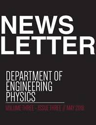 Engineering Physics Newsletter - May 2018 by Engineering Physics - issuu