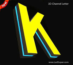 Image result for Channel Letter