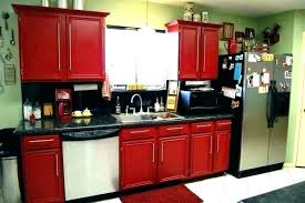 rustic painted kitchen cabinets rustic red kitchen cabinets rustic red paint rustic red painted for rustic