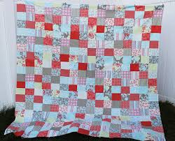 How to Make Patchwork Quilts: 24 Creative Patterns | Guide Patterns & Free Patchwork Quilt Pattern Adamdwight.com