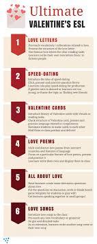 Valentines activities for teens