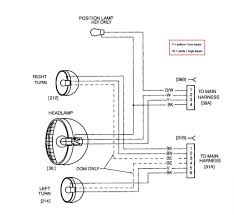 motorcycle headlight wiring color code motorcycle headlight change 1 small problem harley davidson forums on motorcycle headlight wiring color code