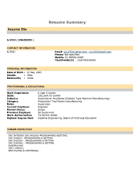summary in a resume resume format pdf summary in a resume general resume summary qualifications resumeresume objective general resume summary s examples summary