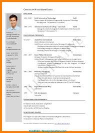 Akzeptabel Curriculum Vitae European Format Word Cv Template