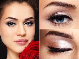 eye shadow cat eye makeup for daytime