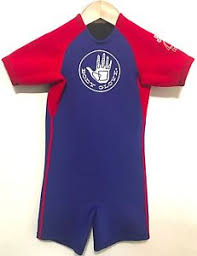Body Glove Kids Shorty Wetsuit Youth Kids Size C1 Fits 2 4