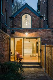 Tiny Victorian Coach House Gets A Modern Revamp By Intervention - Exterior house renovation