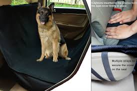 01 nac zac waterproof pet car hammock