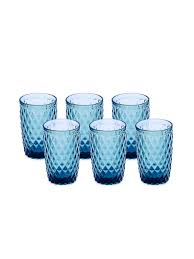 <b>Набор стаканов</b> Для воды, Для коктейлей KILUX, <b>340</b> мл, 6 шт ...